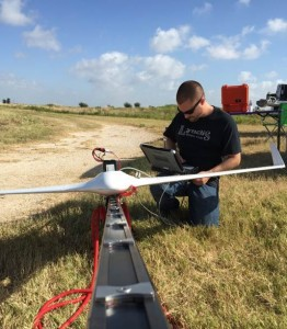 MTSI_aerospace_engineer_Matt_Deal_prepares_the_Bramor_for_launch-262x300 C-ASTRAL Bramor rTK Drone Gets Commercial FAA Approval