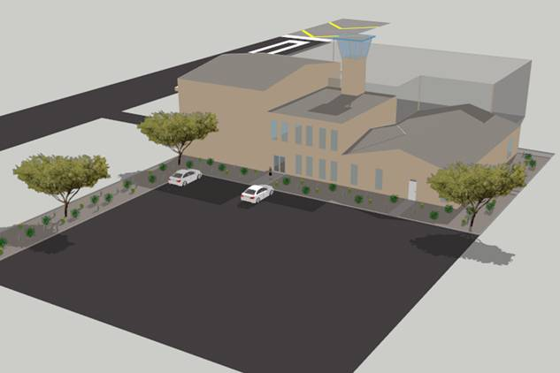 aerodrome Commercial Droneport and Teaching Facility Coming to Nevada